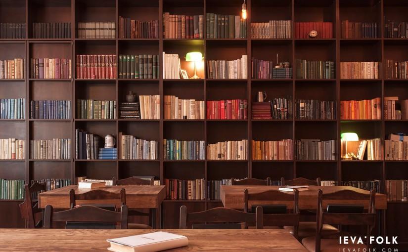 Alaus biblioteka — новое пивное заведение в Вильнюсе