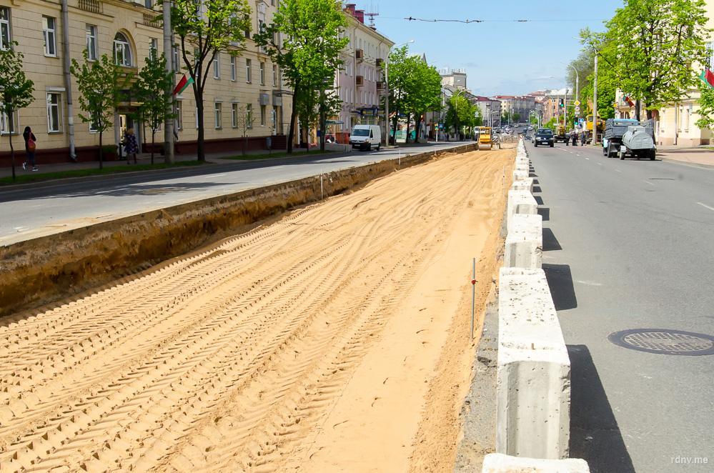 Минский трамвай сейчас