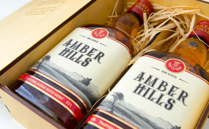 Amber Hills — новый виски в Беларуси