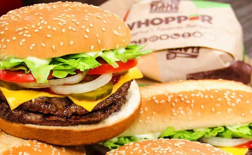 Burger King в Минске
