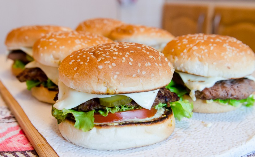 Сам себе Burger King: готовим бургеры дома