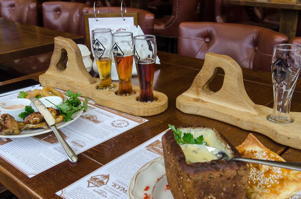 Ресторан-пивоварня «Кумпель»