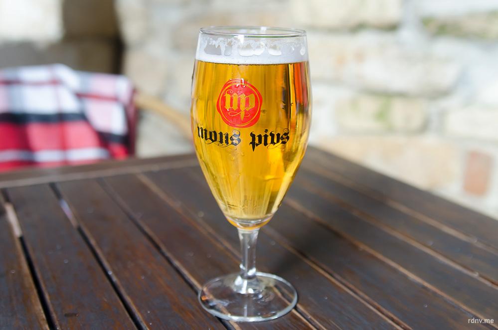 Пиво Mons Pius