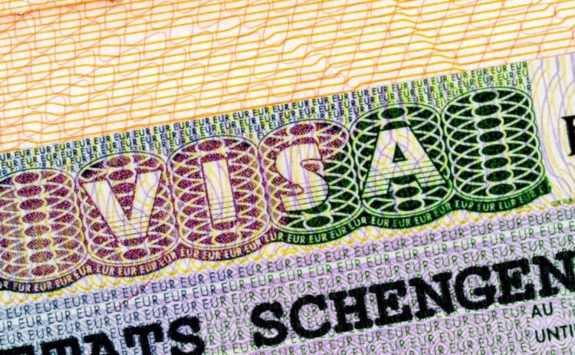 Как получить многоразовую шенгенскую визу в визовом центре Литвы в Минске