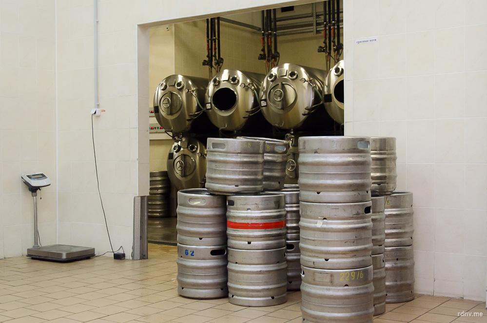 Кеги для розлива пива