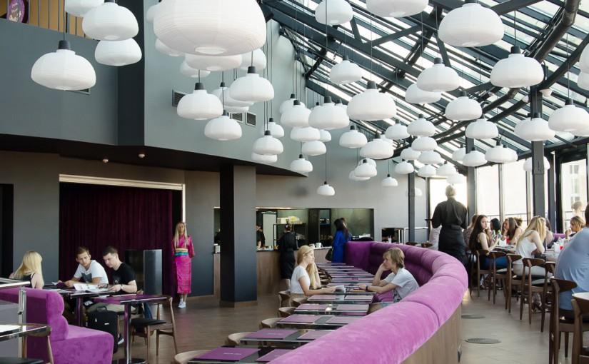 Новое кафе Balkon: красивый вид, долгое обслуживание и солёная еда