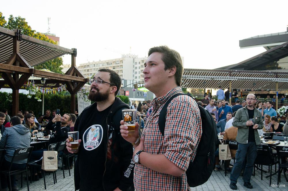 Первый белорусский фестиваль крафтового пива Craft Days