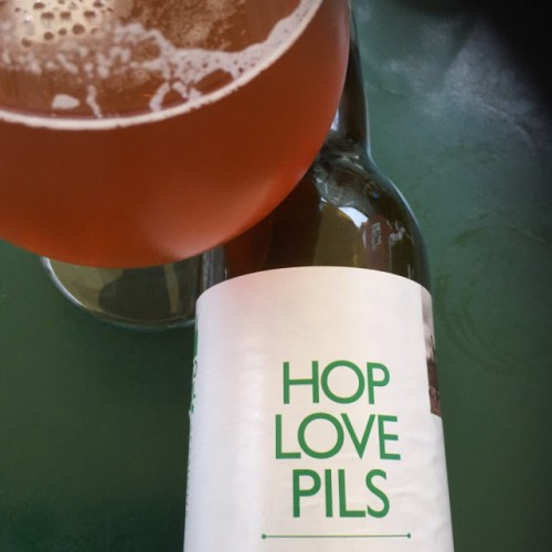 To Øl Hop Love Pils