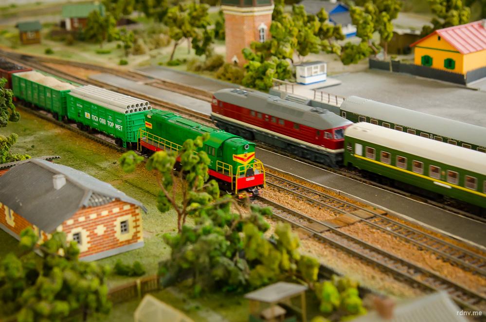 Железнодорожный моделизм