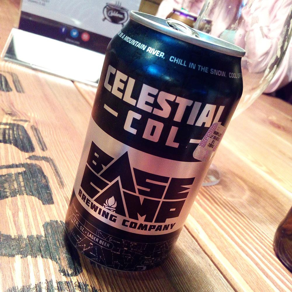 Celestial Meridian Cascadian Dark Lager