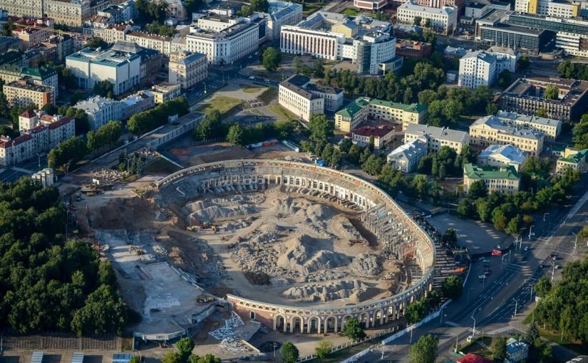 Что будет со стадионом «Динамо» и когда появится футбольный стадион в Минске?
