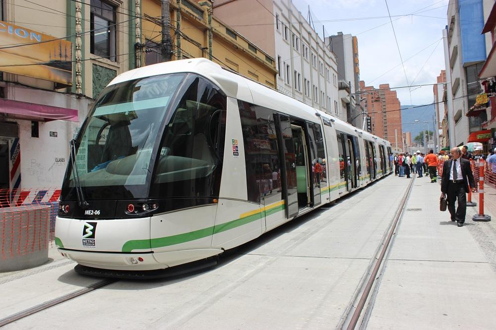 Medellín Translohr (Ayacucho Tram). Фото: BringMe