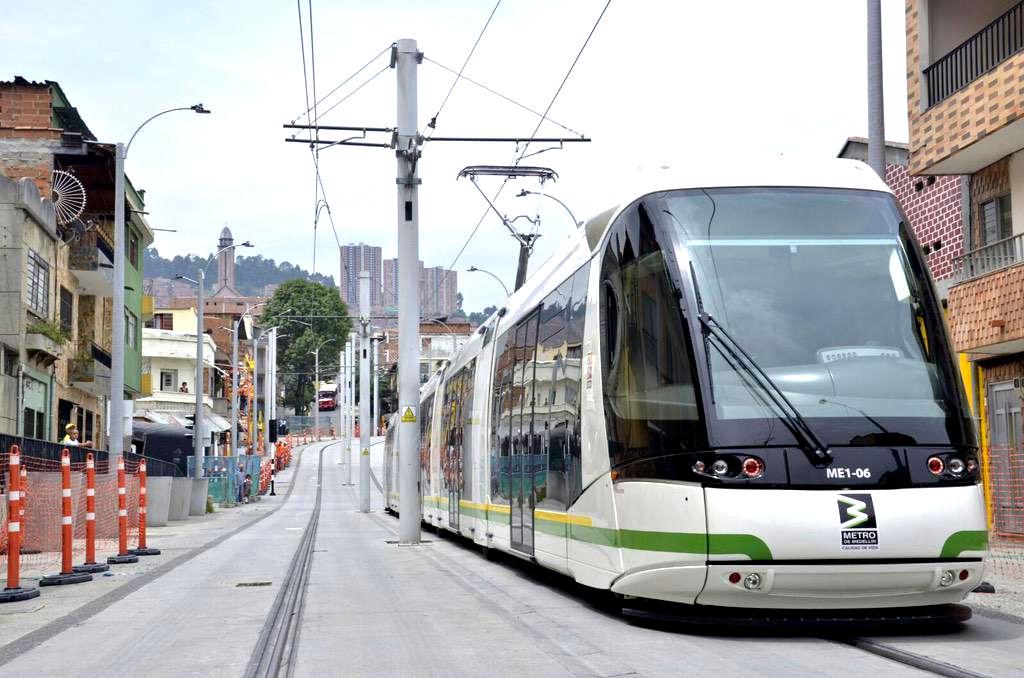 Medellín Translohr (Ayacucho Tram). Фото: Juan Fernando Tabare