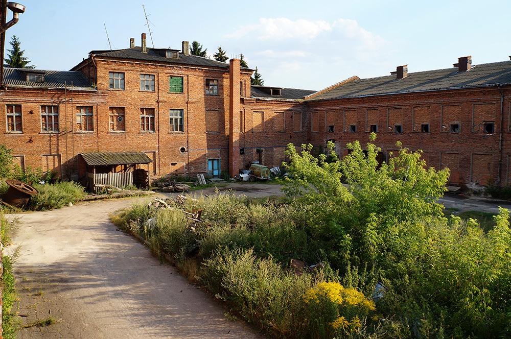 Старые здания минской птицефабрики им. Крупской. Здесь могли бы быть галереи, фотостудии, бары и рестораны… Фото: Onliner