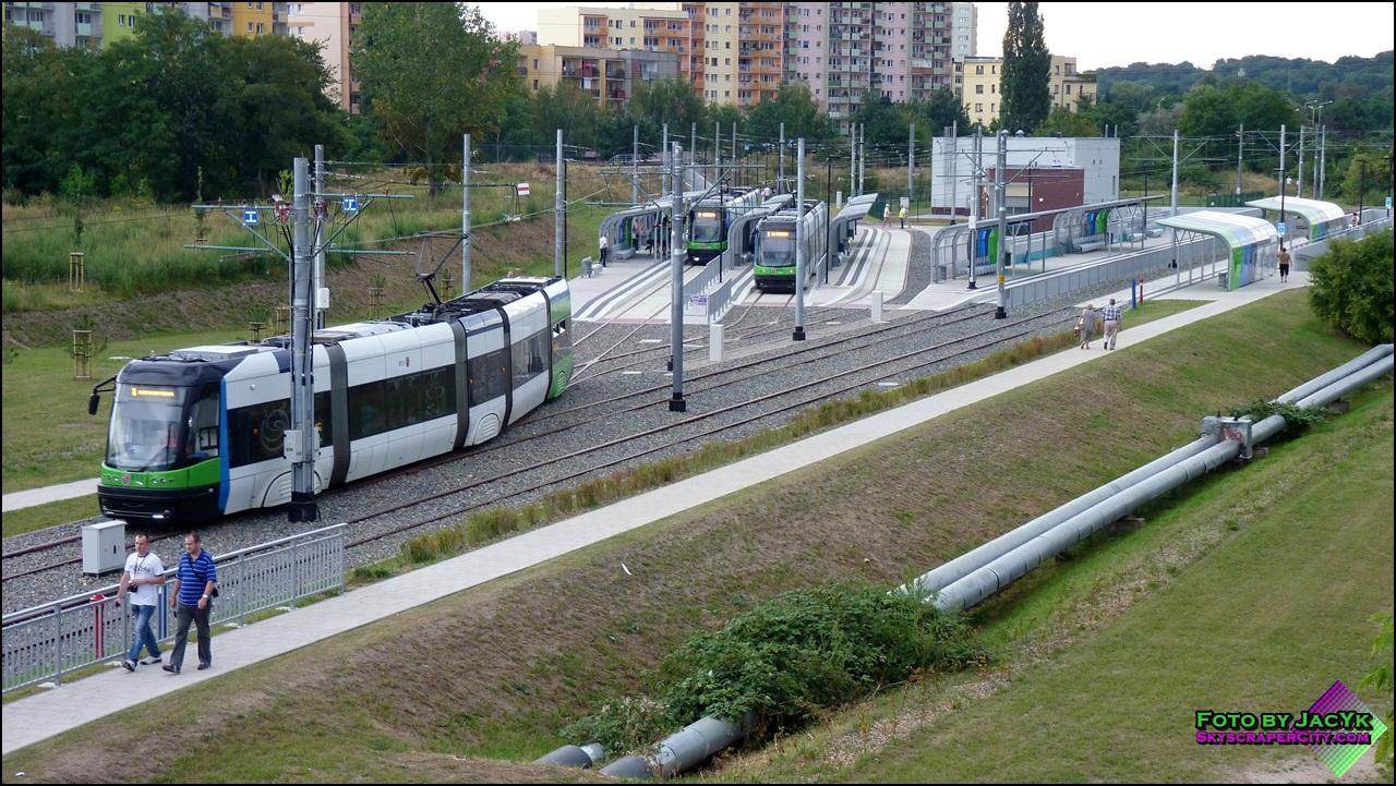 Szczeciński Szybki Tramwaj. Фото: JacYk