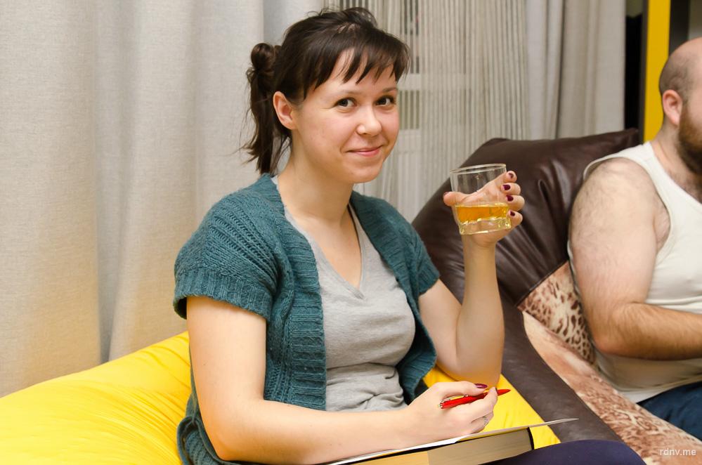 Контент-редактор Марина любит пиво, которое «меньше всего похоже на пиво»: например, Belgian Kriek :)