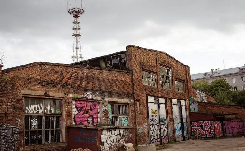 Хватит уплотнять Минск — выносите заводы из центра города