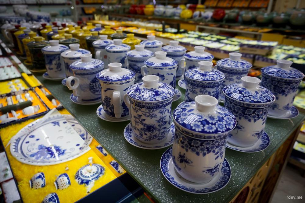Рынок Фан Цунь (Fangcun) — крупнейший чайный рынок в мире