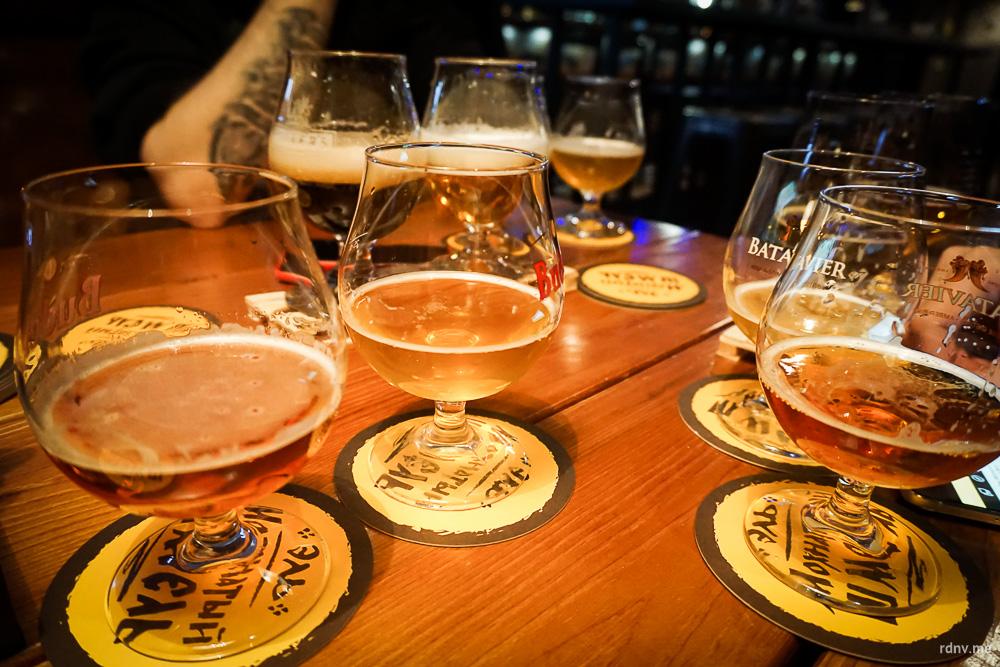 Пиво Московской пивоваренной компании и «Волковской пивоварни»