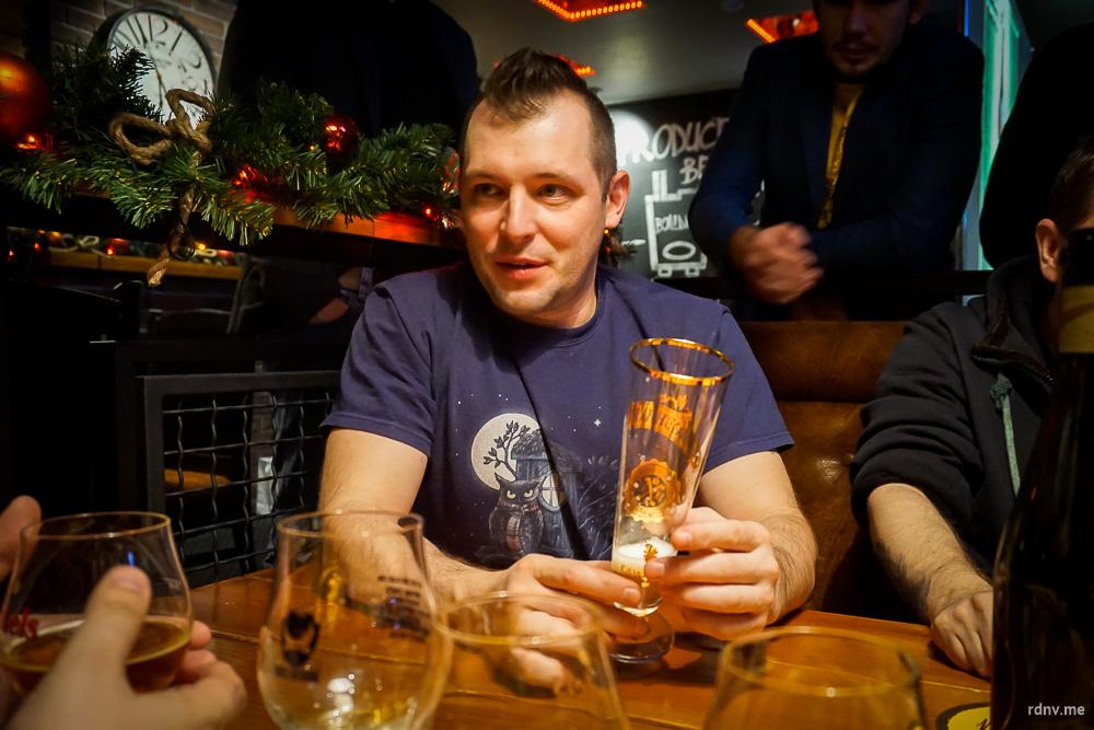 Михаил Ершов (Московская пивоваренная компания и «Волковская пивоварня»)