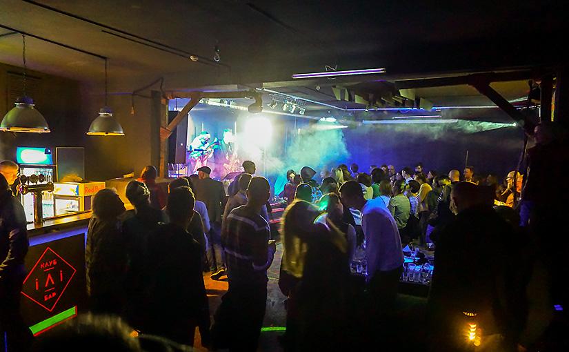 Бар-клуб «Или» — новая концертная площадка в Минске