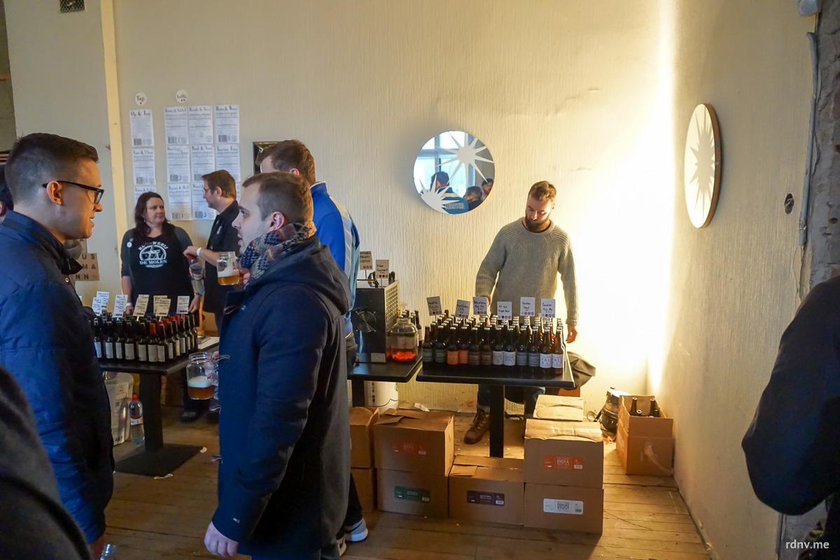 Фестиваль пива и фольклора Metenis 2016 в Риге