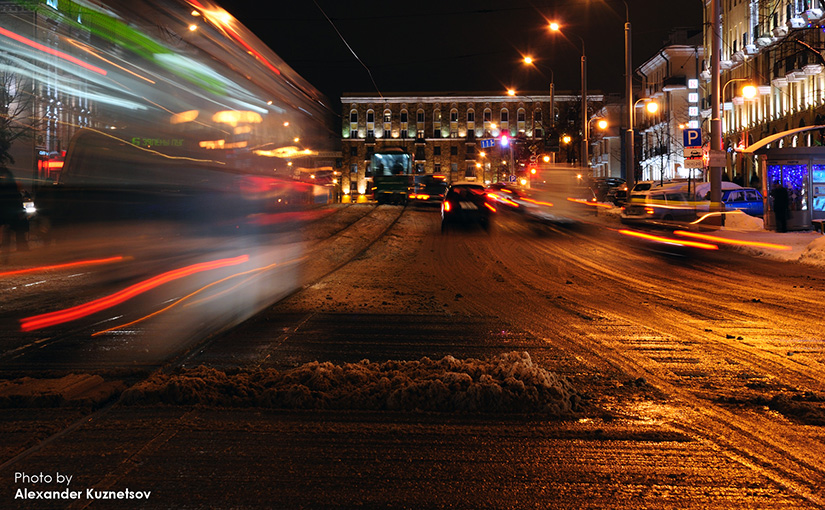 Нужен ли ночной транспорт в Минске?