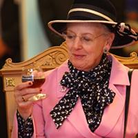Королева Дании